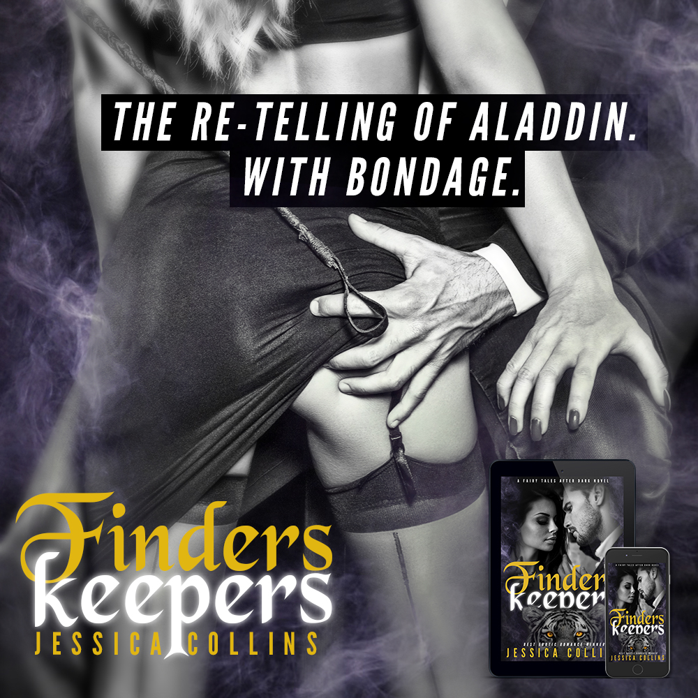 Finders Keepers Ad [D]